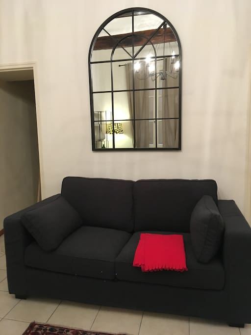 Canapé lit