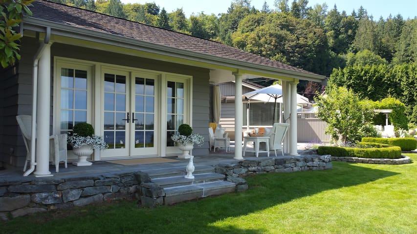 La Petite Maison du Lac - Bellingham - Appartement