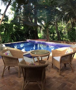 GOA luxury Villa with pool @ south Goa - Utorda - Villa