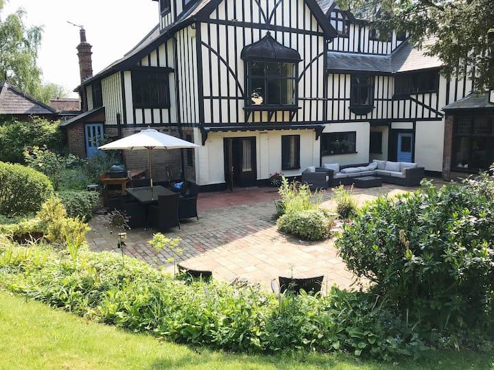 Bear House, Nayland, Suffolk
