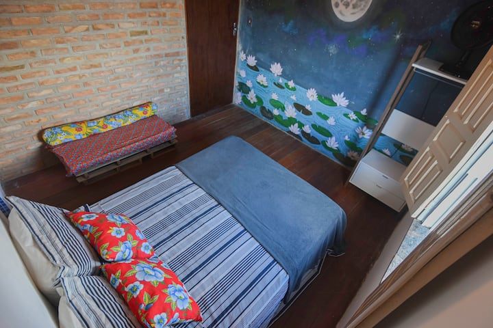 ENSUITE BEDROOM - HOSTEL - CHAPADA DIAMANTINA