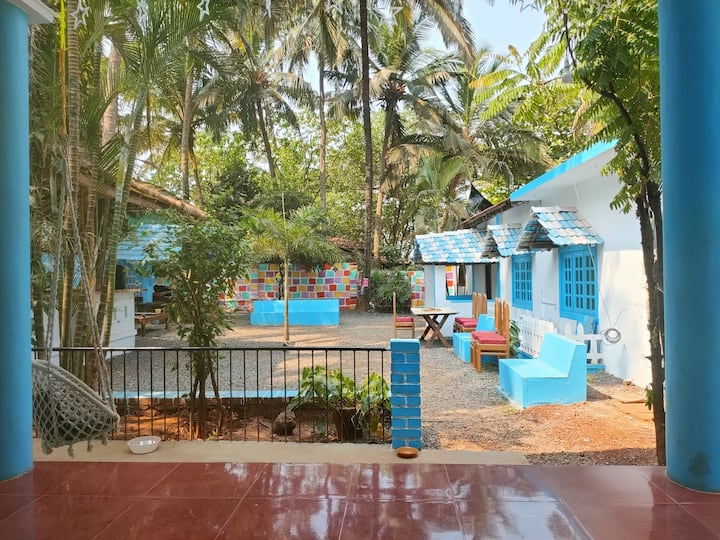 Private Room on Anjuna Beach