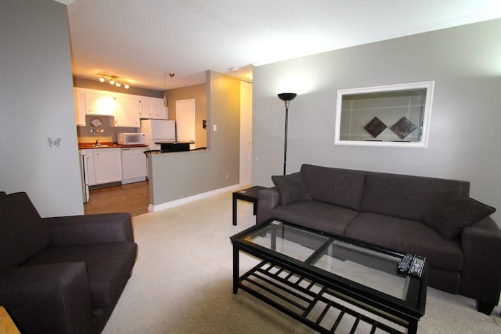 1 Bedroom Fully Equipped Condo in River Heights