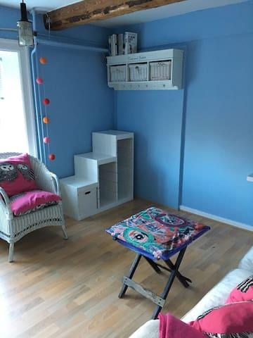 Dejligt værelse ved Havreholm slot - Hornbæk
