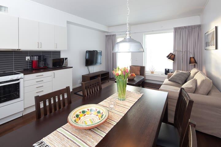 Funässki Lodge - Funäsdalen - Apartamento