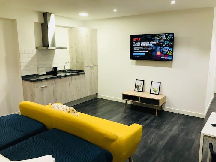 Estudio doble nuevo 3 Apartamentos Arriba