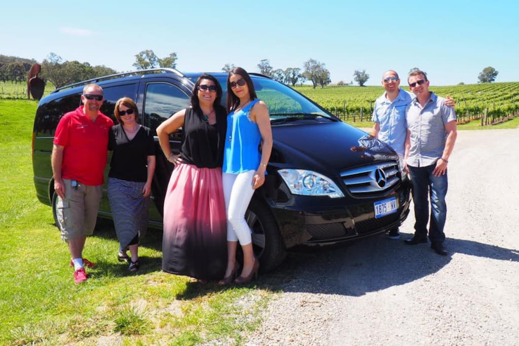 looking for a wine tour of Barossa, Clare, Adelaide Hills or McLaren Vale let my team organise something special with our business Getaways SA