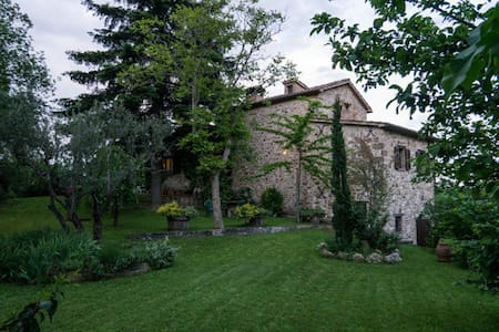 Beautiful house with garden!!! - Frontino - Haus