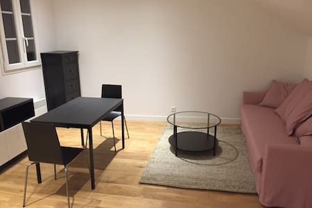 Studio Poissy au centre ville - Poissy - Apartment