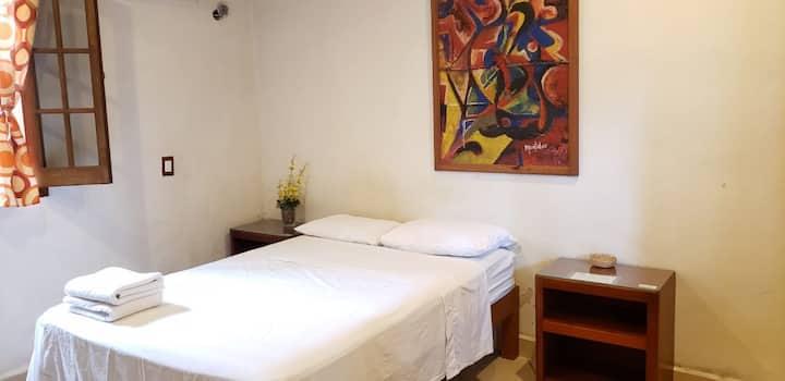 Posada Casa Madrid: habitación doble