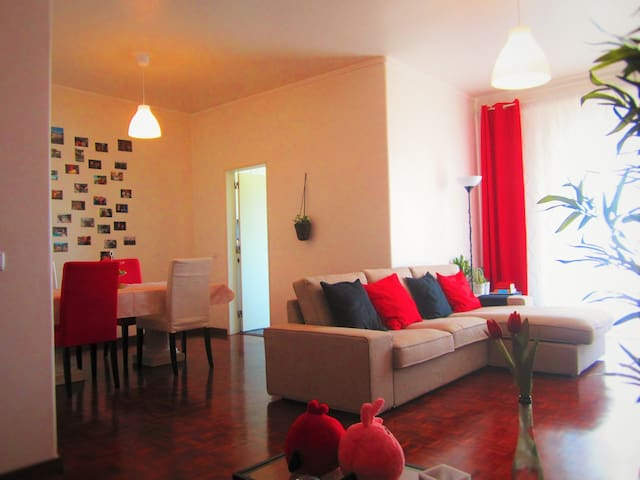 Private room near Lisbon with free parking - Alfragide - Apartamento