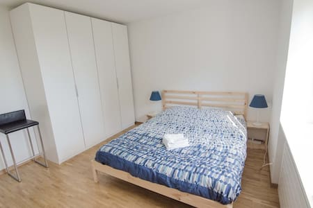 Quiet apartment with parking near Luzern center - Luzern