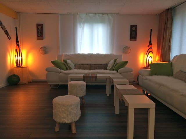 living room 70m2