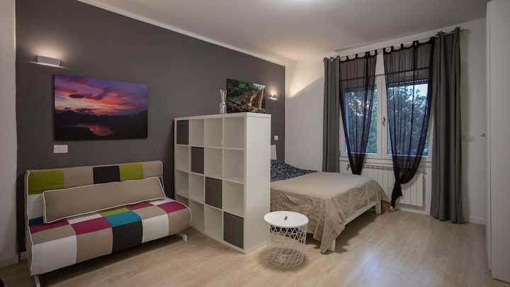 ALISKA'S HOME - Mini appartamento in stile moderno
