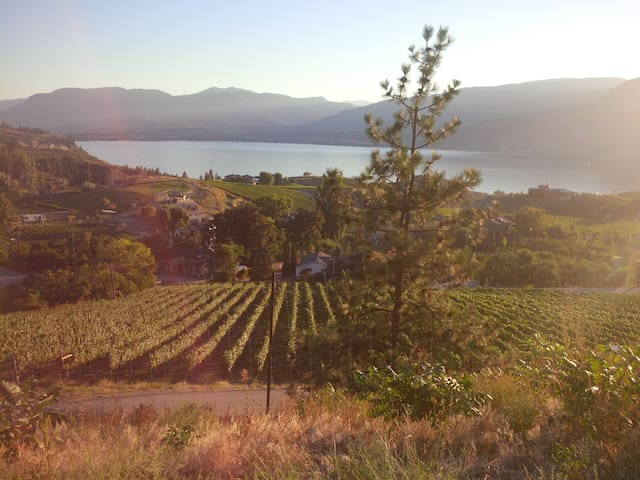 Three Mile House Guest Cottage - Penticton - Pension