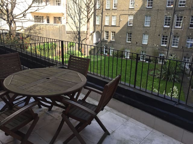 3 Bed House, NottingHill, modern with roof terrace - Londres - Casa