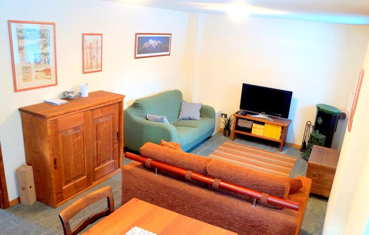 Apartment in Villa - Champoluc - Champoluc
