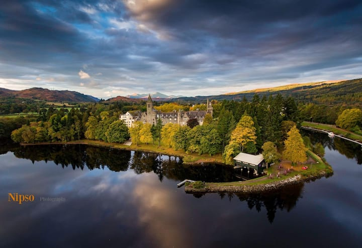 The Highland Club Fort Augustus Abbey Loch Ness