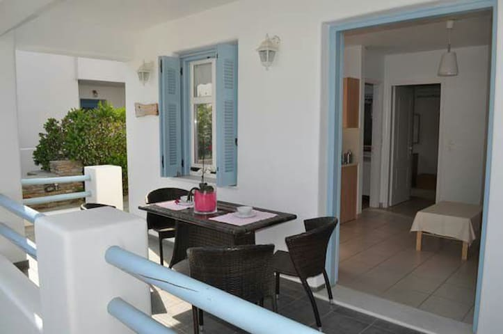 Lemonia apartment - Andros - Apartemen