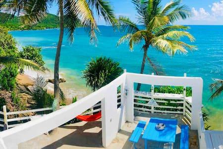 Santorini Little House  Caribbean Sea Paradise!