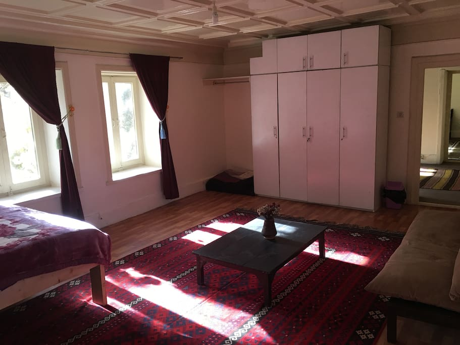 the bedroom, from another view.
