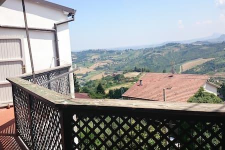 Relax o divertimento fra le colline Romagnole - Rumah