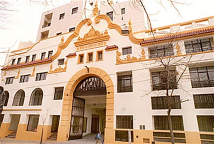Luminoso y amplio departamento Porteño - Buenos Aires - Appartement