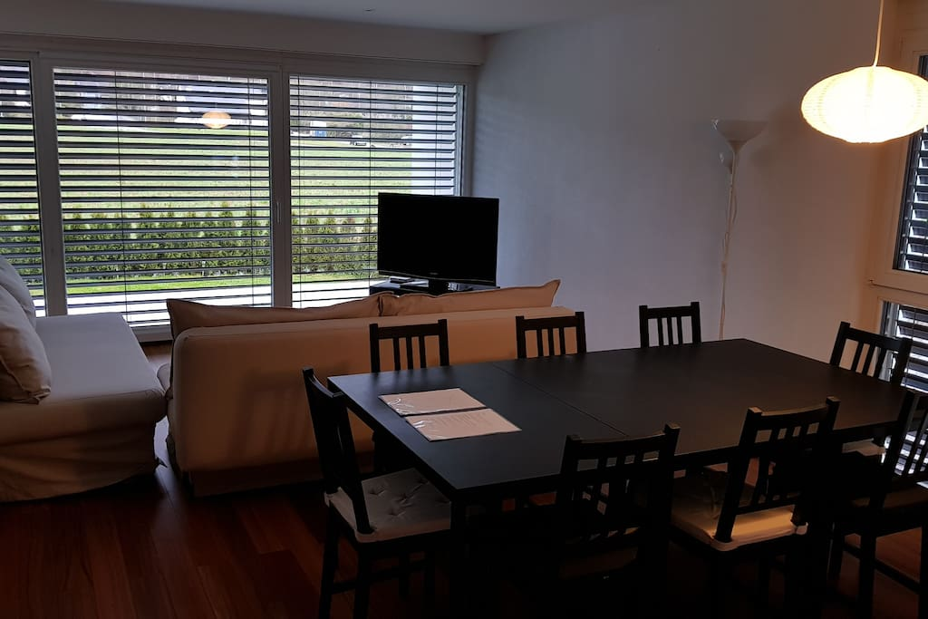 Maegenwil Near Zurich Lower Level Flats For Rent In