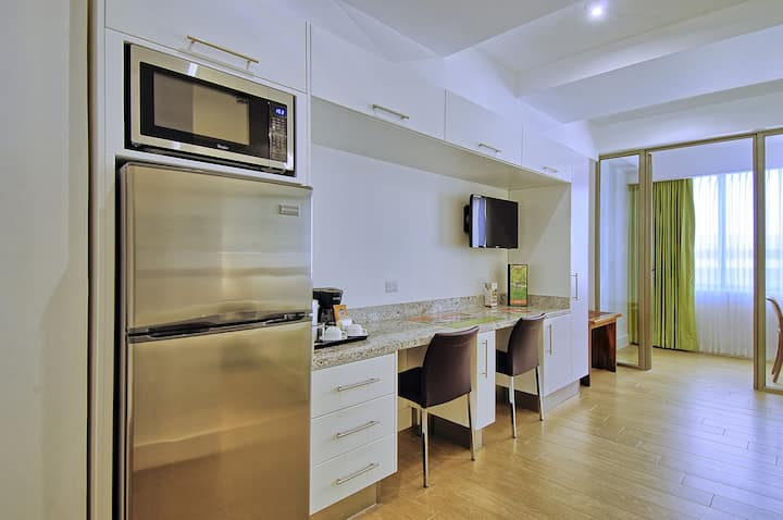 Habitación Deluxe Plus Tipo Apartamento