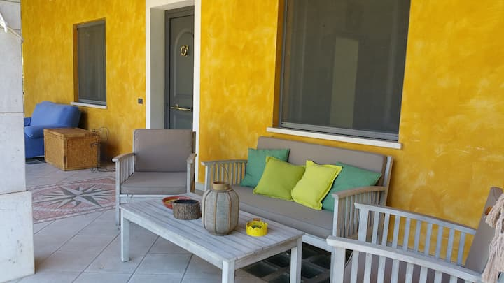 A Villa Ada b&b sardiniaovest