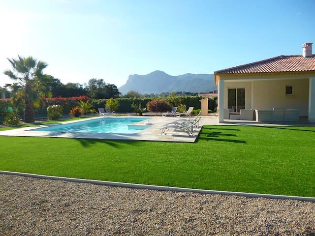 chambre privée avec accès piscine - Cuttoli-Corticchiato - Casa