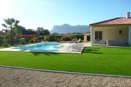 chambre privée avec accès piscine - Cuttoli-Corticchiato