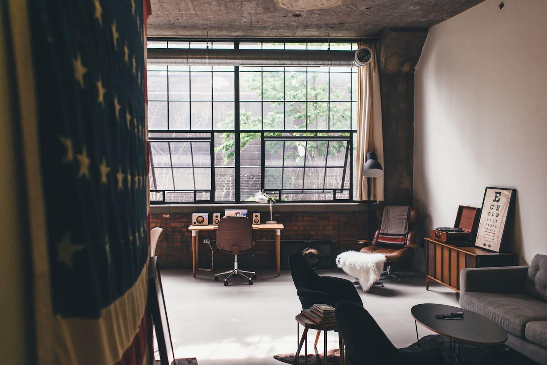 gorgeous loft in historic building lofts for rent in detroit