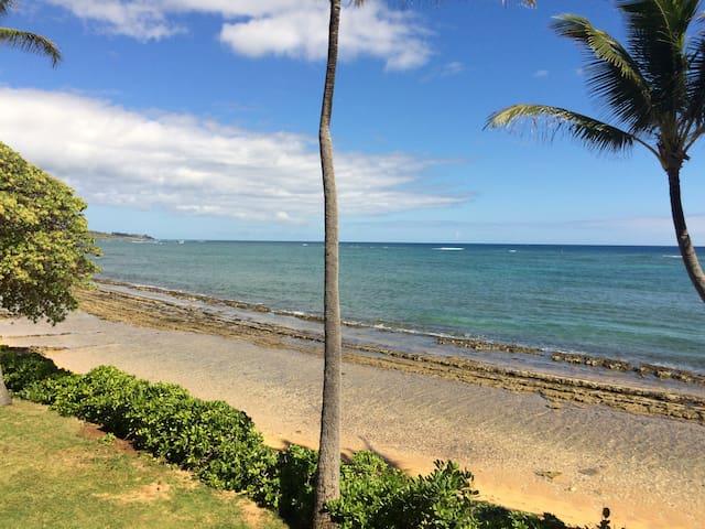 Kauai Kailani Sand, Surf & Escape! - Kapaa - Appartement en résidence