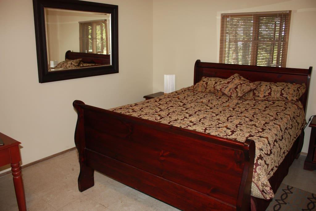Inside of Cabin 6