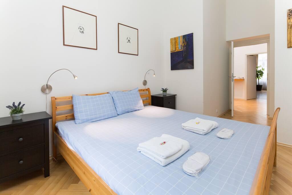 Room Rent Praga