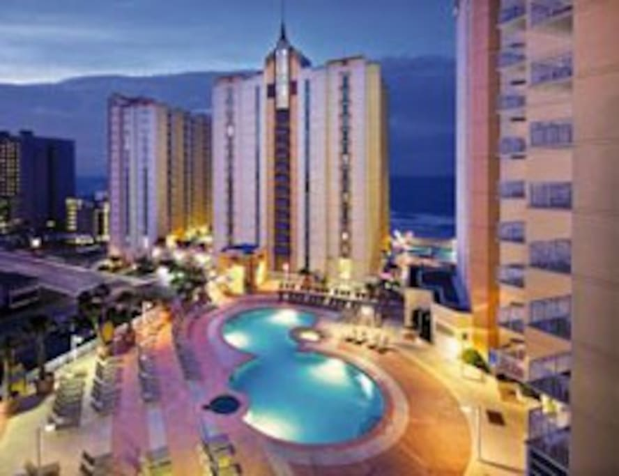 boulevard resort condominiums for rent in north myrtle beach south