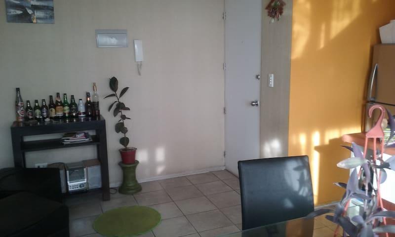 Hab. (Gayfriendly)  Copa America - La Cisterna / Santiago - Appartement