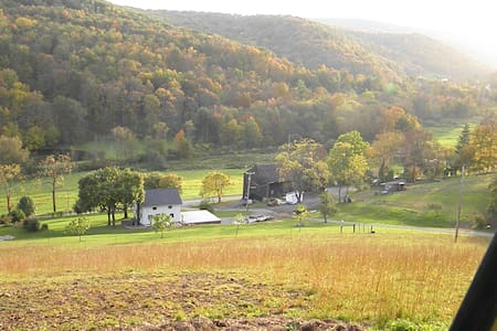 Allegheny Mountain Getaway - close to it all!
