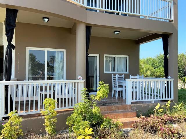 Sapphire Beach Resort 1 Bedroom Partial Ocean View Villa located in quiet secluded resort! (21B)