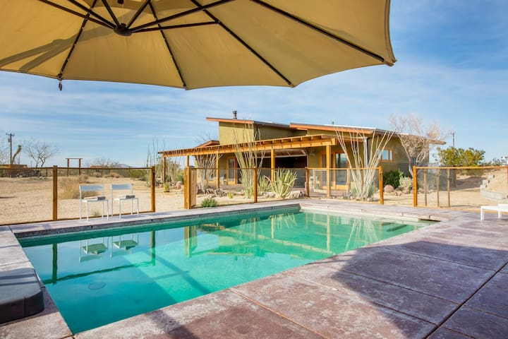 MoonView Modern | Hot tub & Private Pool