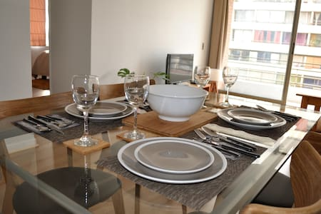 Modern and cozy 2 bedrooms and 2 bathrooms - Recoleta - 公寓