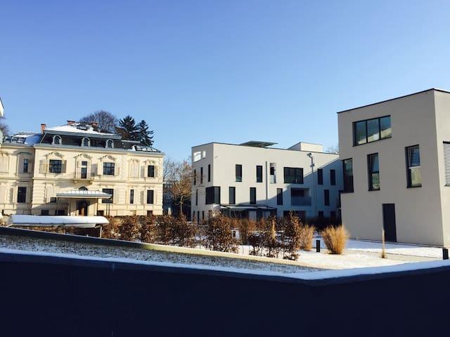 Schöne, zentral gelegene Wohunng mit TG Parkplatz - Graz - Apartment