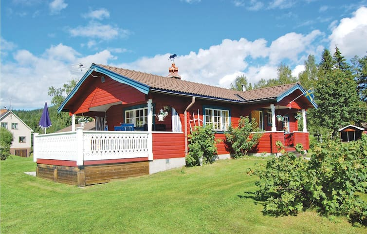 Holiday cottage with 2 bedrooms on 52m² in Älvdalen