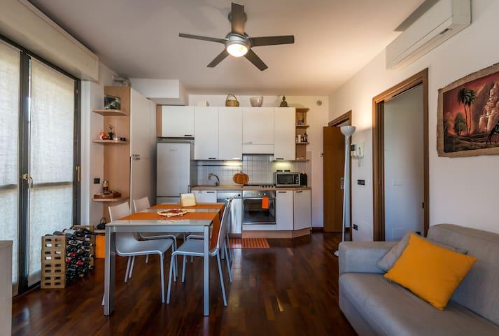 Lusa's apartment