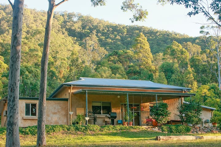 Lyrebird Studio in the Watagans
