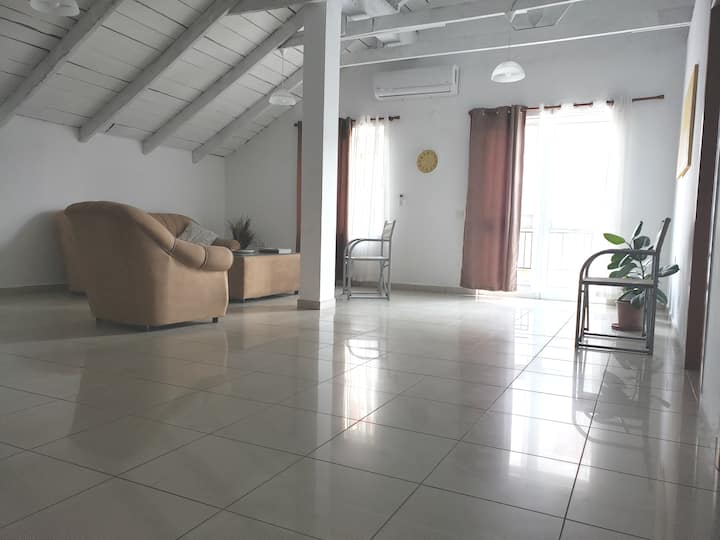 Duplex in the center of Tirana, 280 m2