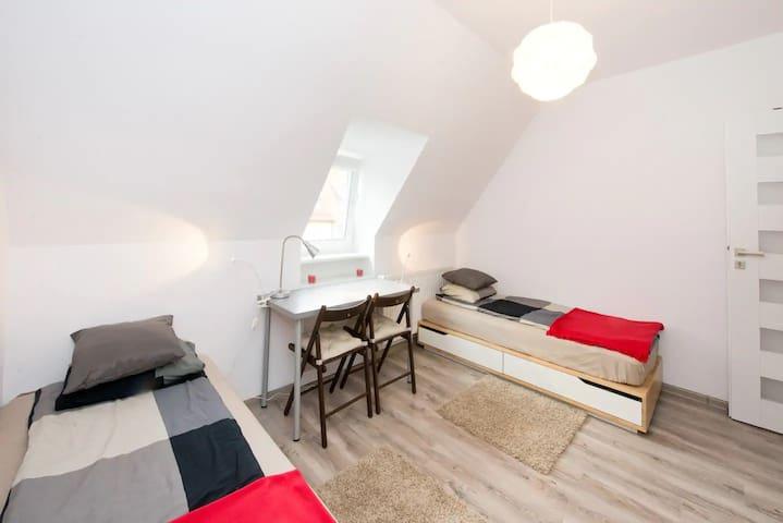 Room in apartment in Gdańsk Wrzeszcz (nr3)