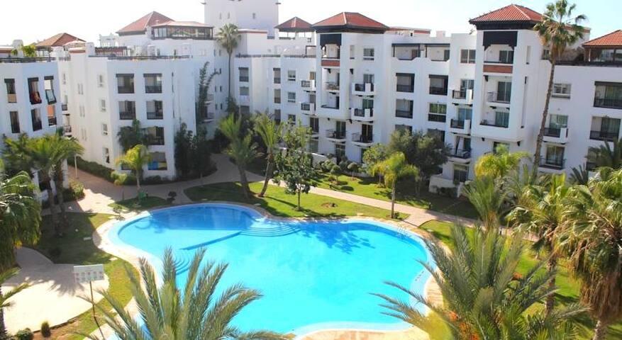 Modern Apartment Marina Agadir - Agadir - Wohnung