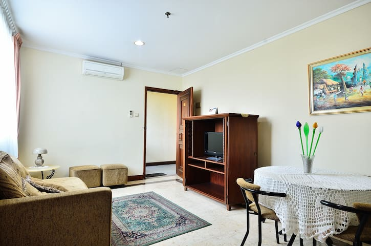 Simple Cozy Apartment, 5 minutes walking to MRT